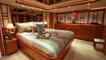 MY True North -  Master Stateroom